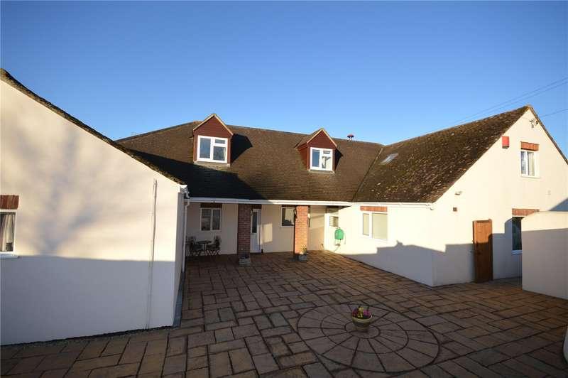 7 Bedrooms Detached Bungalow for sale in Camel Cross, West Camel, Yeovil, Somerset, BA22
