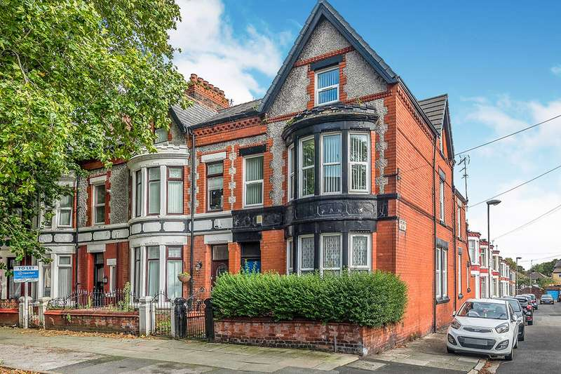 7 Bedrooms House for sale in Elm Vale, Liverpool, Merseyside, L6