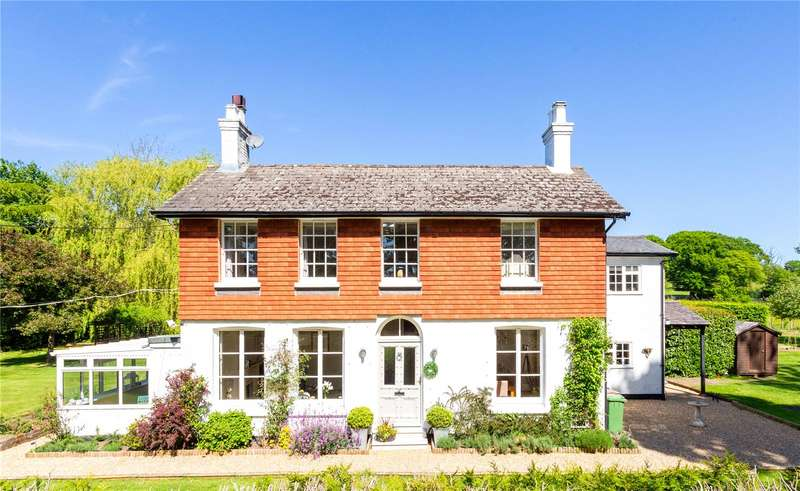 4 Bedrooms Detached House for sale in Ifield Wood, Ifield, Crawley, West Sussex, RH11