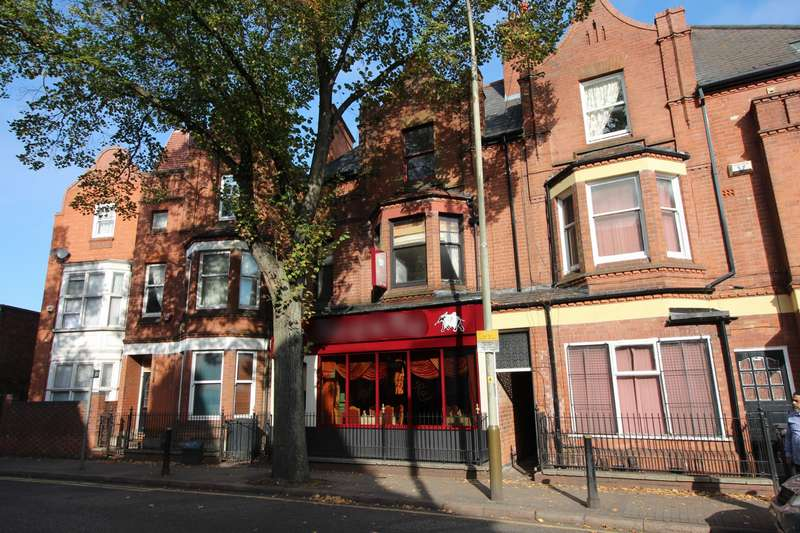 Commercial Property for sale in Evington Road, Leicester, LE2