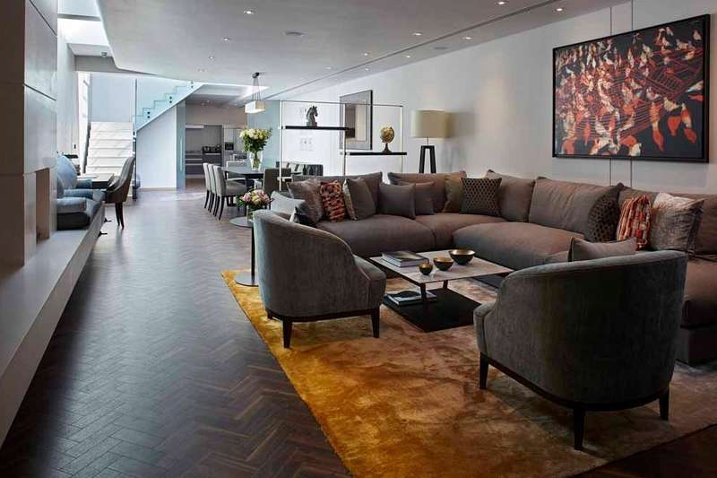 4 Bedrooms Town House for rent in Cheval Place, Knightsbridge SW7