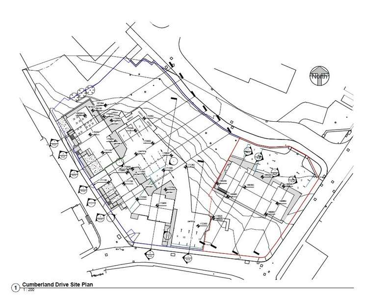 Land Commercial for sale in Cumberland Drive, Bollington, Macclesfield, Cheshire, SK10