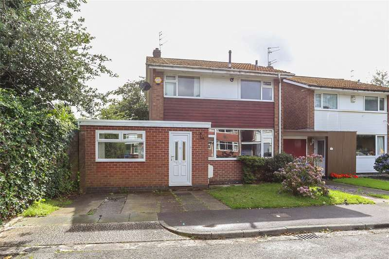 4 Bedrooms Link Detached House for sale in Norris Hill Drive, Heaton Norris, Stockport, SK4