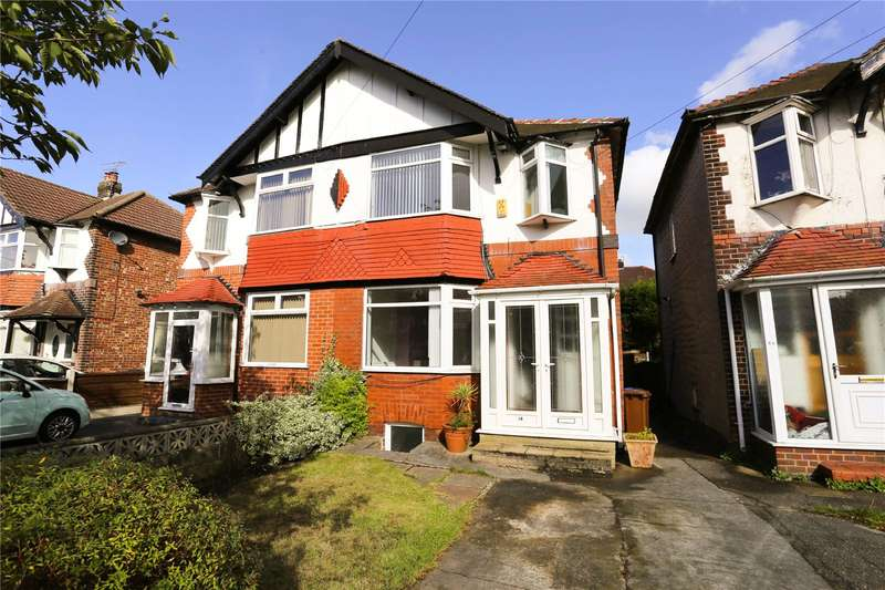 3 Bedrooms Semi Detached House for sale in Canterbury Road, Stockport, Greater Manchester, SK1