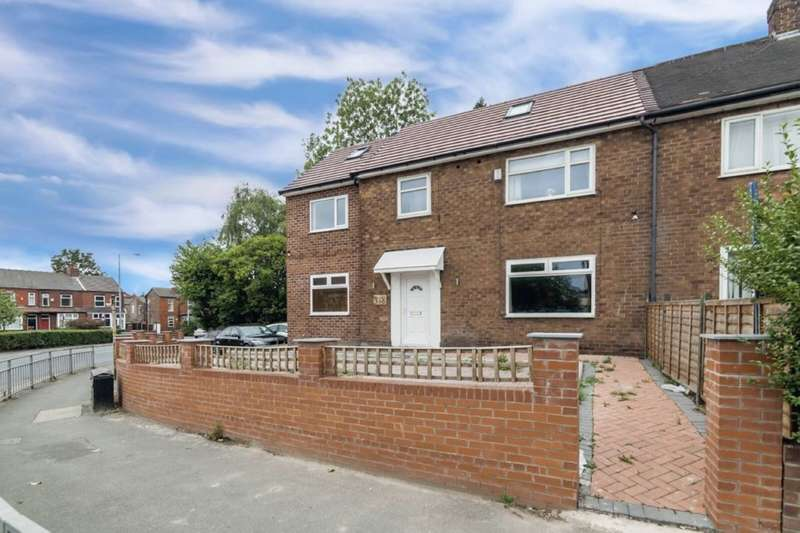 6 Bedrooms Semi Detached House for sale in Mount Road, Manchester, M19