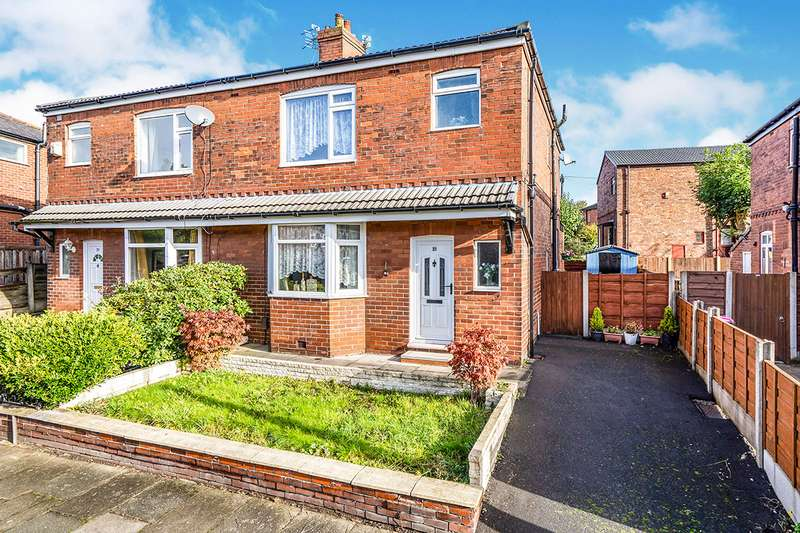 3 Bedrooms Semi Detached House for sale in Allenby Road, Swinton, Manchester, Greater Manchester, M27