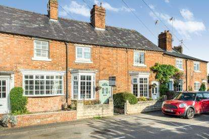 2 Bedrooms Terraced House for sale in Bearley Road, Aston Cantlow, Henley In Arden, Warwickshire