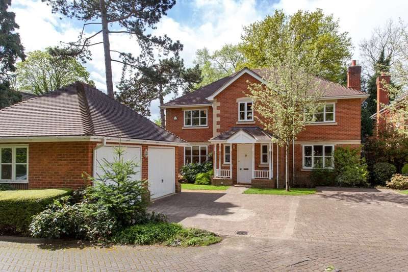 5 Bedrooms Detached House for sale in Dellwood Park, Caversham Heights