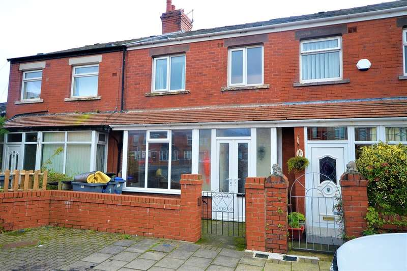 3 Bedrooms Terraced House for sale in Nuttall Road, Blackpool, FY1