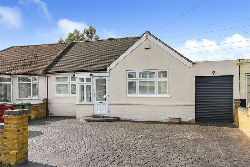 2 Bedrooms Bungalow for sale in Westwood Lane, Welling, Kent