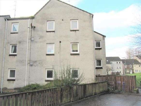 1 Bedroom Property for sale in Bannerman Place, Clydebank, Scotland, G81 2UG