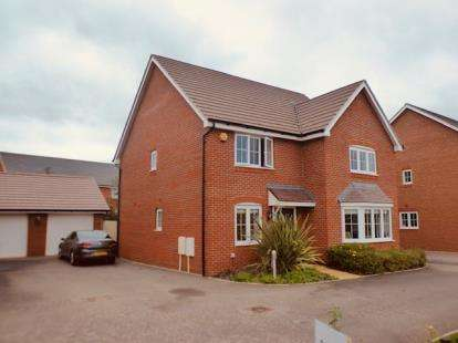 5 Bedrooms Detached House for sale in Parrott Grove, Marston Moretaine, Beds, Bedfordshire