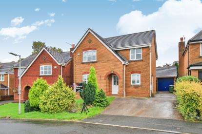 4 Bedrooms Detached House for sale in Brier Heights Close, Brierfield, Nelson, Lancashire, BB9