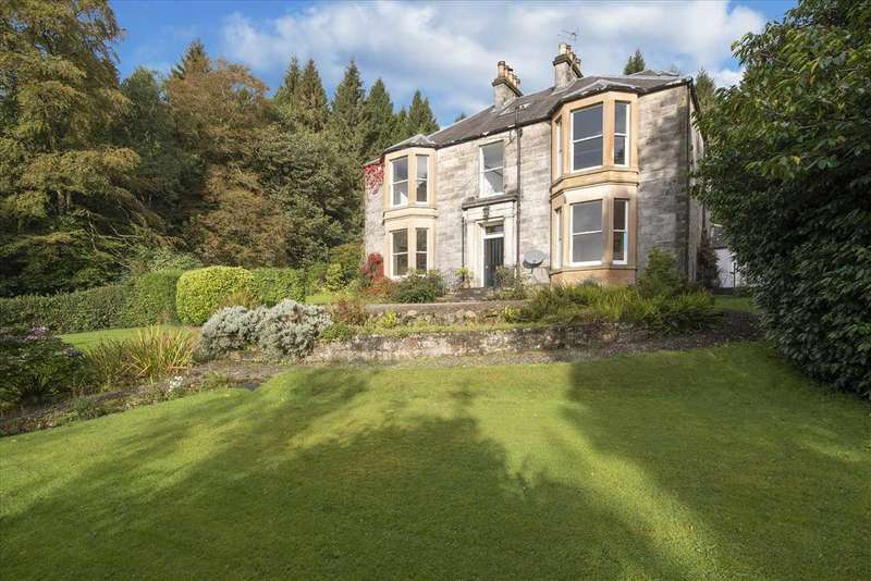 7 Bedrooms Detached House for sale in Strathdevon House, Harviestoun Road, Dollar