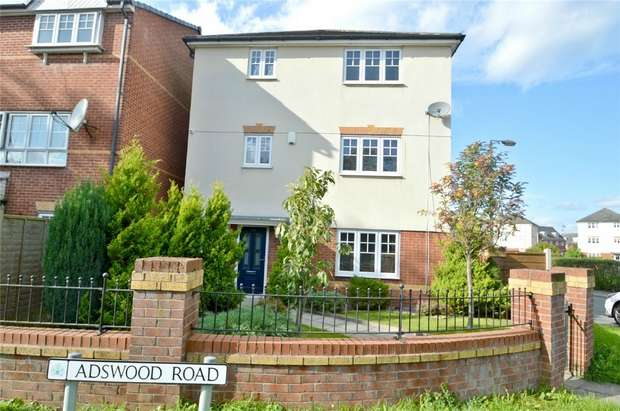 6 Bedrooms Detached House for sale in Adswood Road, Stockport, Cheshire