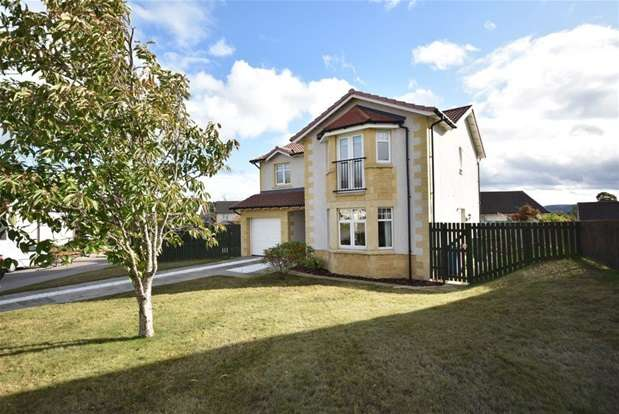 5 Bedrooms Detached House for sale in Marleon Field, Elgin, Elgin