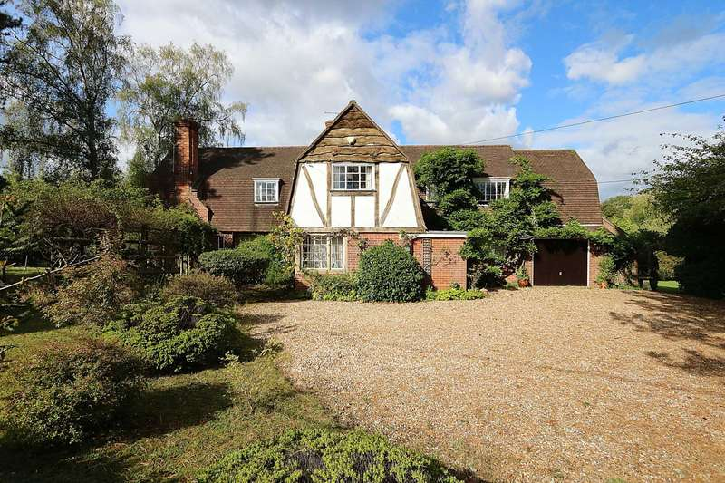 4 Bedrooms Detached House for sale in Stanford Dingley, Berkshire