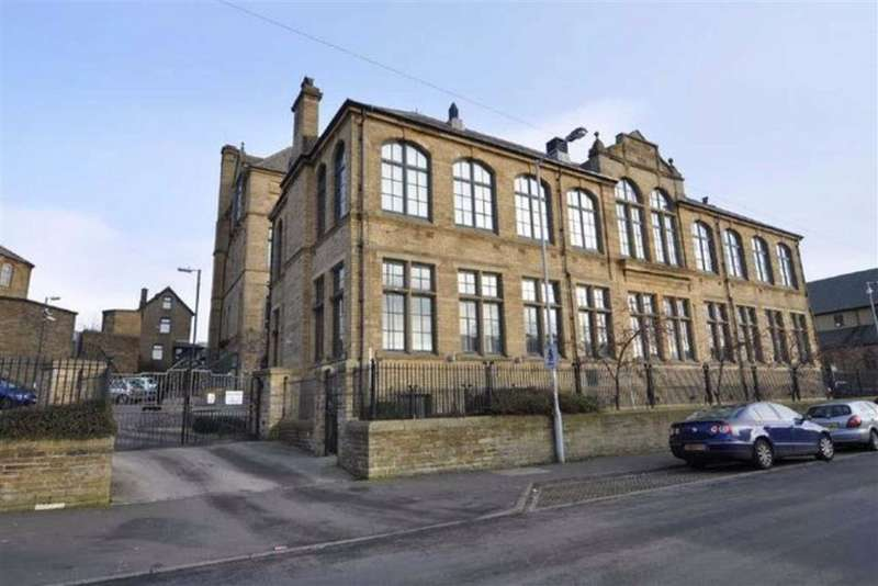 2 Bedrooms Apartment Flat for sale in Byron Studios, Byron Street, Bradford