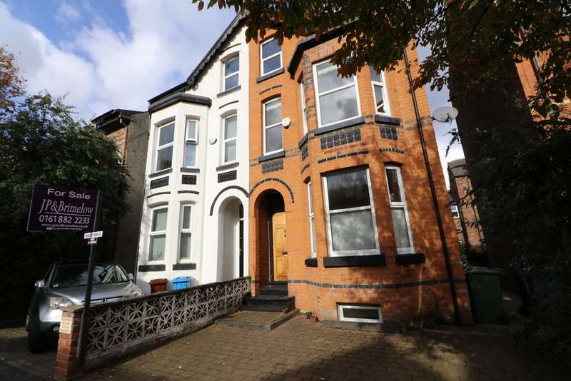 4 Bedrooms Terraced House for rent in Warwick Road, Chorlton M21