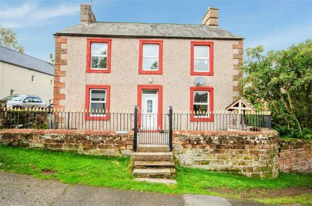 4 Bedrooms Detached House for sale in Rosedene, Dufton, Appleby-in-Westmorland, Cumbria