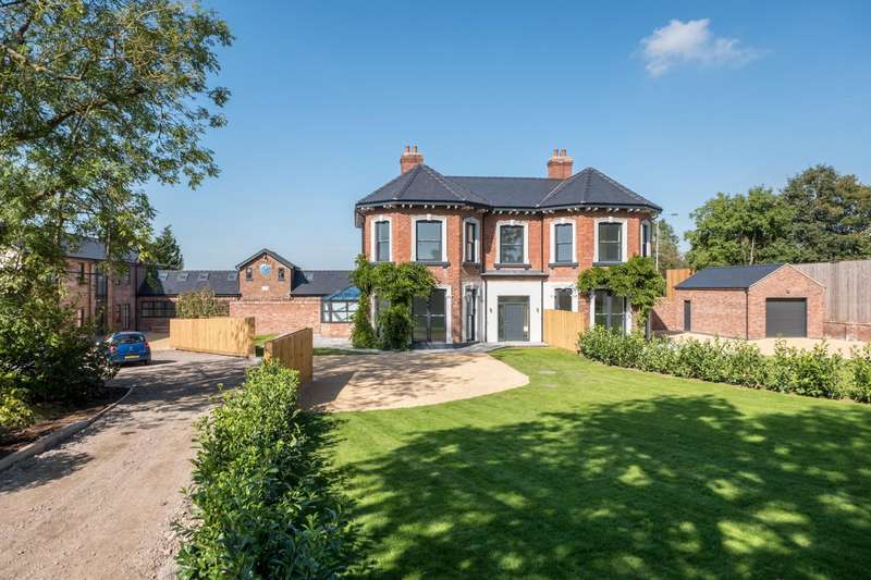 4 Bedrooms House for sale in 4 bedroom House Semi Detached in Tarvin
