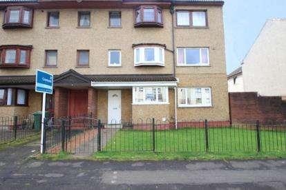 2 Bedrooms Flat for sale in Lochdochart Road, Glasgow, Lanarkshire
