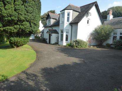 5 Bedrooms Detached House for sale in Ardrossan Road, Seamill, West Kilbride, North Ayrshire