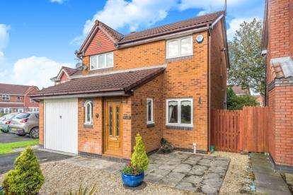 3 Bedrooms Detached House for sale in Moorbridge Close, Bootle, Merseyside, L30