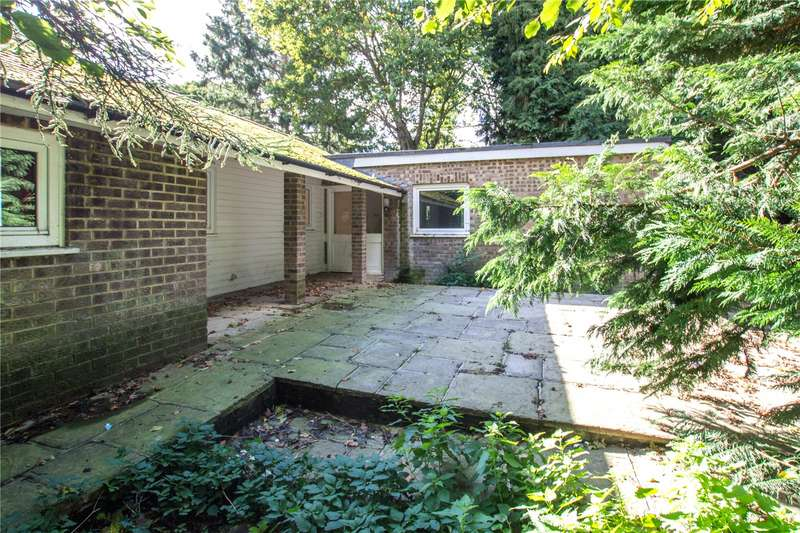 3 Bedrooms Detached Bungalow for sale in Hastings Road, Flimwell