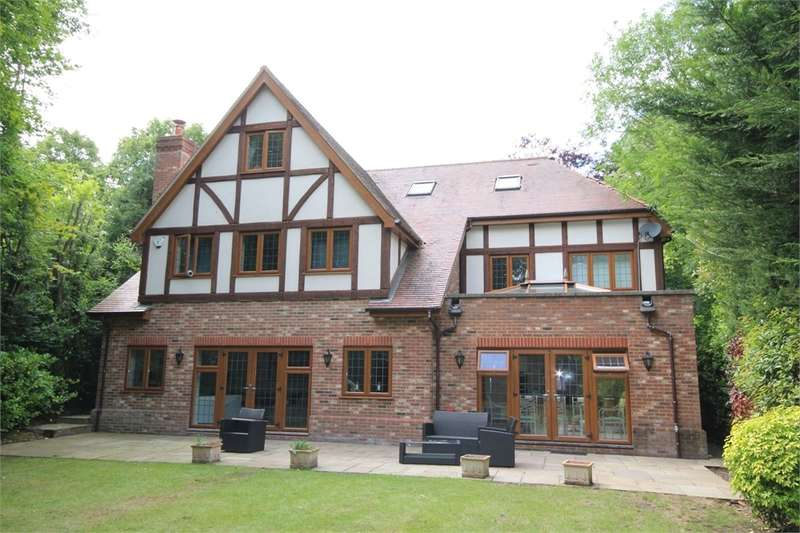 7 Bedrooms Detached House for sale in The Clump, Rickmansworth, Hertfordshire