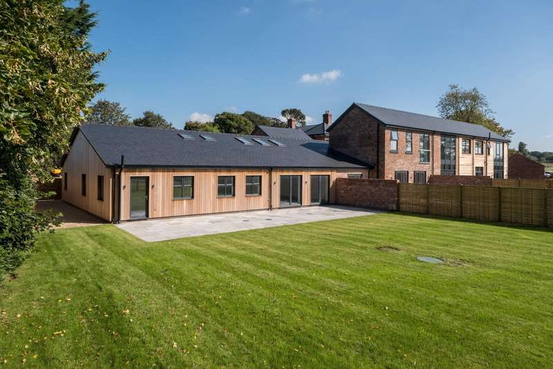 4 Bedrooms House for sale in 4 bedroom Barn Conversion Semi Detached in Tarvin