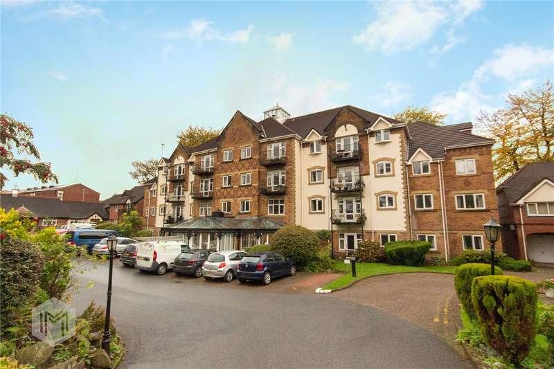 2 Bedrooms Flat for sale in Pegasus Court, Bury Road, Rochdale, Greater Manchester, OL11