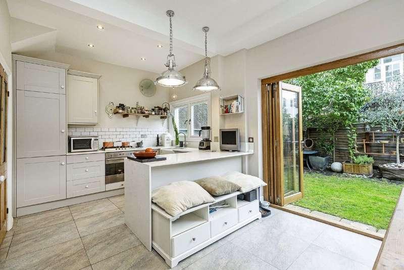 3 Bedrooms House for sale in Ravenstone Street, Balham