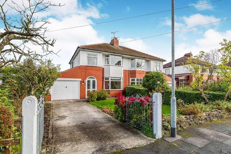 3 Bedrooms Semi Detached House for sale in Hoghton Lane, Hoghton, Preston, Lancashire, PR5