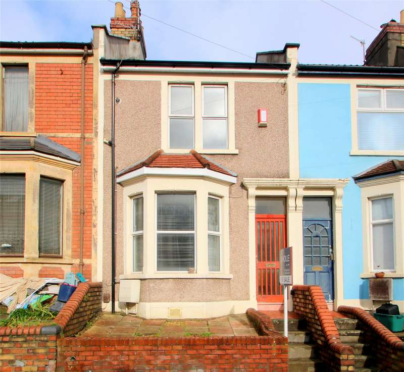 3 Bedrooms Terraced House for sale in Cotswold Road, Windmill Hill, Bristol BS3