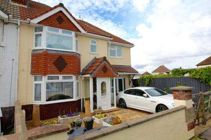 4 Bedrooms Semi Detached House for sale in Headley Park Road, Headley Park, Bristol