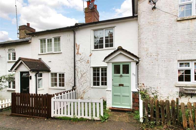 2 Bedrooms Terraced House for sale in Sandy Lane, Sevenoaks