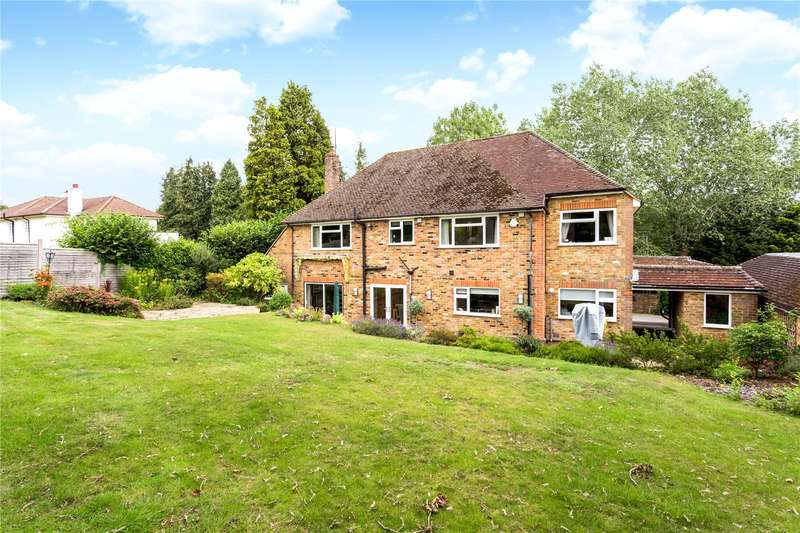5 Bedrooms Detached House for sale in High Coppice, Station Road, Amersham, Buckinghamshire, HP7