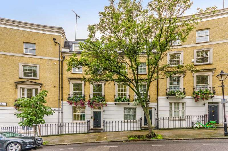 1 Bedroom Flat for sale in Percy Circus, Finsbury, WC1X