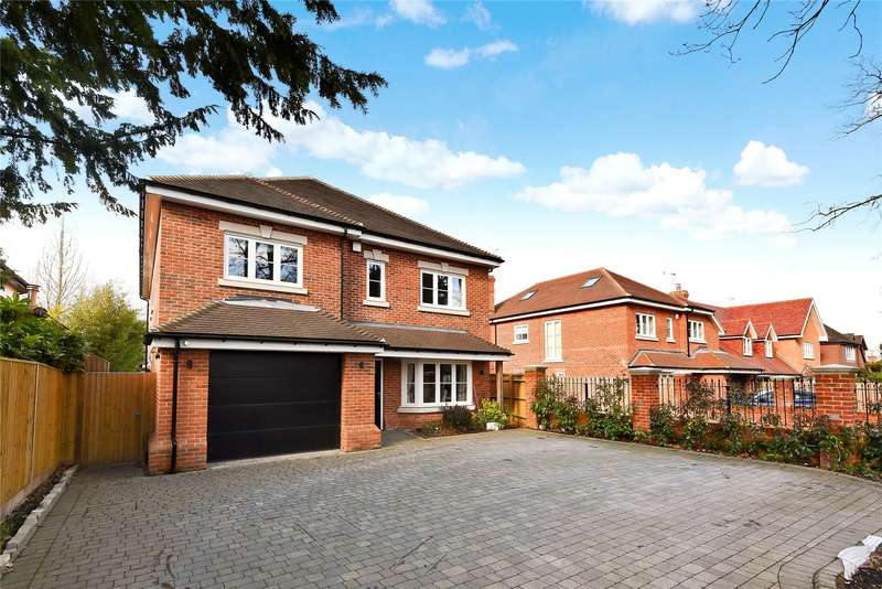 6 Bedrooms Detached House for rent in Chestnut Avenue, Wokingham, Berkshire, RG41