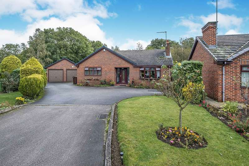 Detached Bungalow for sale in Howards Close, Thurcroft, Rotherham, South Yorkshire, S66