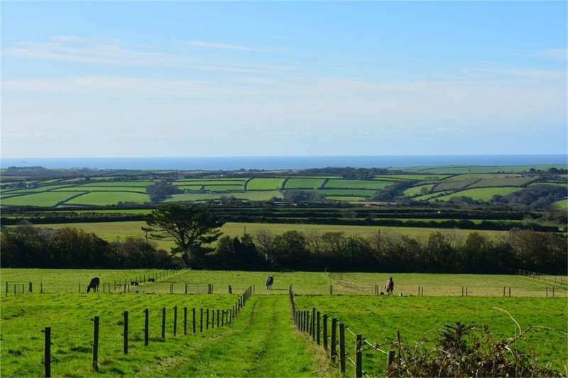 6 Bedrooms End Of Terrace House for sale in Sithney, Trannack, HELSTON, Cornwall