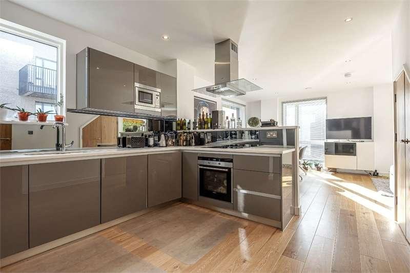 2 Bedrooms Flat for rent in Woodmill Street, Bermondsey, London, SE16