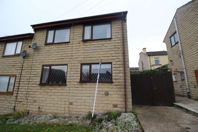 2 Bedrooms Semi Detached House for sale in Upper George Street, Heckmondwike, West Yorkshire, WF16