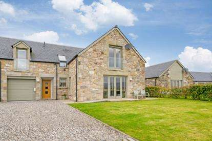 4 Bedrooms Semi Detached House for sale in North Kersebonny Steading, Stirling