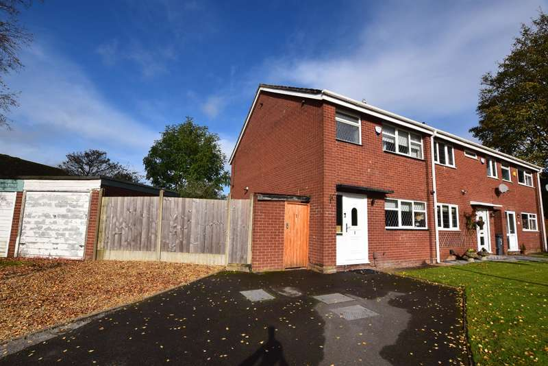 3 Bedrooms Semi Detached House for sale in Spinney Drive, Cheswick Green, Solihull, B90 4HB