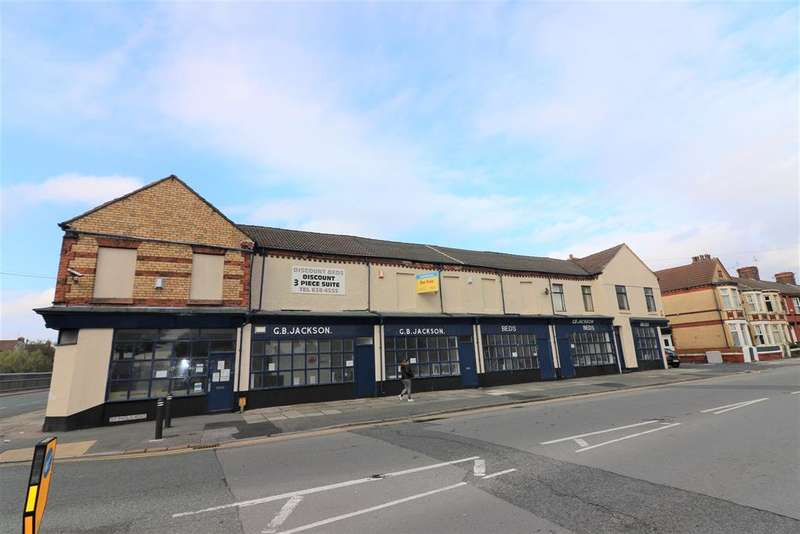4 Bedrooms Mews House for sale in St Pauls Road, Wallasey, CH44 7AW
