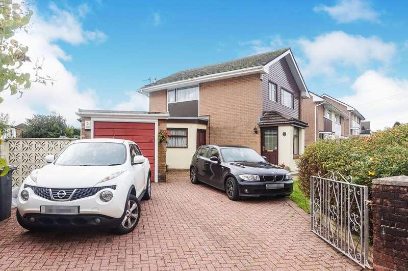 3 Bedrooms Detached House for sale in Elim Way, Pontllanfraith, Blackwood, NP12