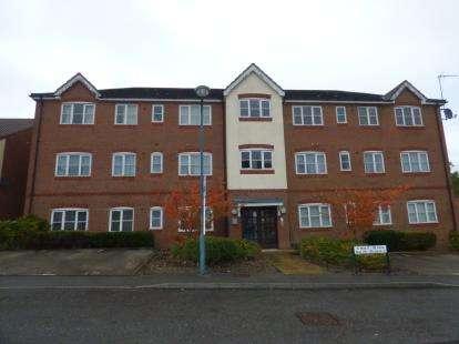 2 Bedrooms Flat for sale in Borough Bridge, Oakhill, Milton Keynes, Bucks