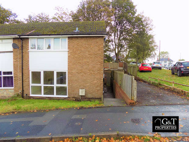 3 Bedrooms Semi Detached House for rent in BRIERLEY HILL, West Midlands, DY5